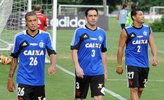 Clube de Regatas do Flamengo - Treino do futebol profissional - CT de Vargem Grande -18-10-2013