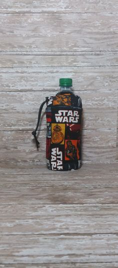 Star Wars Insulated Water Bottle Holder / BB8 Water Bottle Carrier / Insulated…