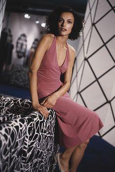 Diane von Fürstenberg, Dress, Spring/Summer 1999 Valley College, Body Adornment, 1990s, Classic Style, Wrap Dress, Marriage, Spring Summer, Culture, Mamma