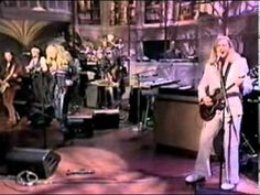 Robert Plant   29 Palms 1993 on david Letterman