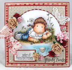 Oldies but Goodies - DIY Cards copic online class magnolia