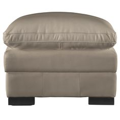 Cosmo Leather Ottoman