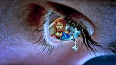 Christ sees your pain he's always there when you can't walk from the pain he carries you Christian Church, Christian Faith, Baby Jesus Pictures, Christ Is Risen, Sad Eyes, Orthodox Christianity, Orthodox Icons, Religious Art, Art Reference