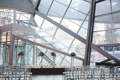 {Real Wedding} Winter Art Gallery Wedding in Canada | ENV Photography | Pretty Pear Bride