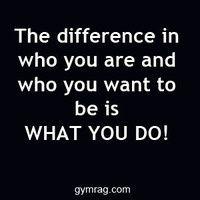Gym Rag - Motivation