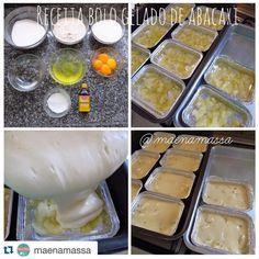 Receita do bolo de abacaxi com creme: INGREDIENTES: PRIMEIRA CAMADA: - 1 abacaxi grande cortado em cubos e - 10 colheres de sopa de açúcar. MASSA: - 4 ovos; - 1e1/2 xícara de chá de farinha de trigo; - 1 xícara de chá de açúcar; - 10 colheres de sopa de água; - 6 gotas de baunilha - 1 Colher de sopa de fermento em pó CREME: - 1 Lata de creme de leite; - 1 Lata de leite condensado; - 2 Copos de leite (us