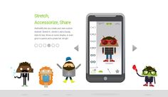 Androidify la app hacer avatars de android