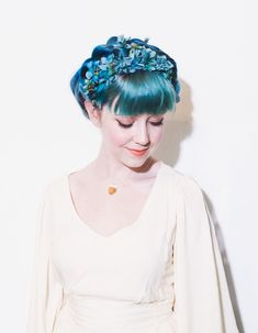 Six Ways to Style Flower Crowns