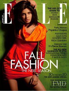 Covers of Elle India , 958 2008 | Magazines | The FMD #lovefmd