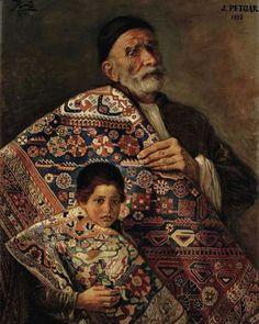 Tagged with art, oil painting, oriental; Islamic Paintings, Old Paintings, Painting Carpet, Persian Culture, Iranian Art, Turkish Art, Egyptian Art, Islamic Art, Contemporary Art