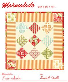 Cotton Way: mini quilt tutorial