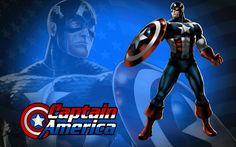 Captain America - Avengers Alliance by Superman8193.deviantart.com on @DeviantArt