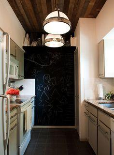 meet mina.: Chalkboard Paint Dreams