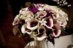 picasso calla lilies- will definitely be incorporated into the wedding