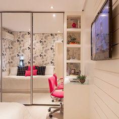 Bons sonhos!  Só tenho uma palavra para descrever o que achei deste quarto: Amei@pontodecor Projeto @moniserosaarquitetura Snap:  hi.homeidea  http://ift.tt/23aANCi #bloghomeidea #olioliteam #arquitetura #ambiente #archdecor #archdesign #cozinha #kitchen #arquiteturadeinteriores #home #homedecor #style #homedesign #instadecor #interiordesign #designdecor #decordesign #decoracao #decoration #love #instagood #decoracaodeinteriores #lovedecor #lindo #luxo #architecture #archlovers #inspiration…