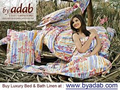Buy luxury bed linen online -http://www.byadab.com/our-brands/bed-linen/mrs-select.html Make your room interior look more fresh, sweet and lively.. It is made up of high thread count duvet , pillow cover and pure 100% cotton yarn, which makes you feel very soft, comfortable and luxurious when you will be in between this plain bed sheets.