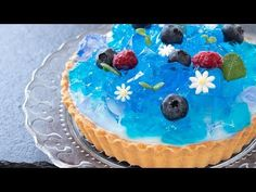 YouTube Diy Food, Food Ideas, Creative Food, Recipe Box, Food Hacks, Hydrangea, Jelly, Good Food, Birthday Cake