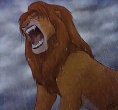 the lion king last scene - Google Search