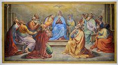 Pentecostés–el Espíritu Santo nos une