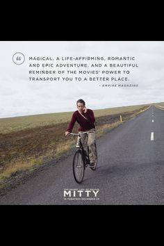 The Secret Life of Walter Mitty. Brilliant film.