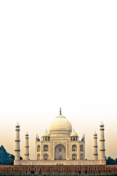 Taj Mahal in the Morning | India