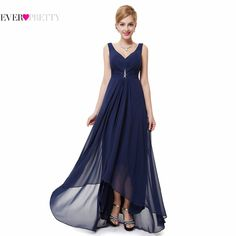 8572272a8e12f Formal Evening Dresses EP09983 Real Photo Plus Size Double Rhinestones Long  Evening Dress · High Low ...