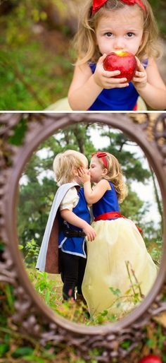 Snow White + Her Prince Charming | Still Frames Photography | The Indie Tot