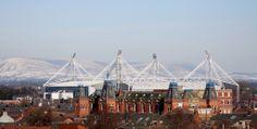 football ground preston (england)