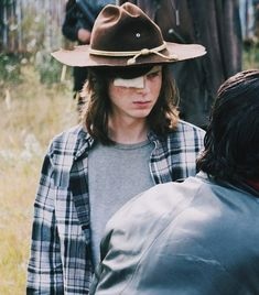 Walking Dead Clothes, Carl The Walking Dead, The Walk Dead, The Walking Dead Telltale, Walking Dead Funny, Chandler Riggs, Carl Grimes, The Walking Dead Merchandise, Stuff And Thangs