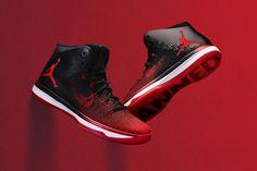 "Jordan Brand Introduces the Air Jordan 31 in ""Banned Colorway"" - EU Kicks: Sneaker Magazine"