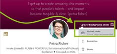 First introduced in 2014 the LinkedIn Profile Banner received a major overhaul in 2017. What didn't change, is that it is widely underused. Basically, there are 3 things you need to understand about using a LinkedIn Profile Banner.