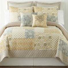 Buy Home Expressions Isabel Quilt & Accessories today at jcpenneycom You deserve great deals and weve got them at jcp!