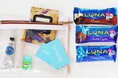 Truffle Pouch Luna Bars