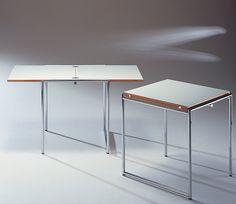 Folding table Jean T. by Eileen Gray 1929