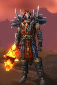 Dreadnaught\'s Battlegear - Item Set - World of Warcraft | Transmog ...