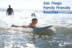 San Diego Family Friendly Beaches