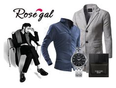"""""""****"""" by mercija on Polyvore featuring Tom Ford, men's fashion i menswear"""