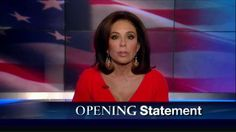 "11/22/15 - On ""Justice,"" Judge Jeanine Pirro blasted President Obama for ""inciting division"" at a time when the country needs strong leadership and honesty. In Reference To His Refugee Talk, She Rips: 'Be Honest for ONCE !!!'"