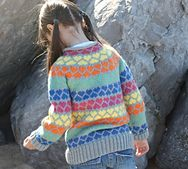 Ravelry: i heart you pattern by Mandy Powers