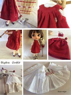 *Blythe outfit・パペット・洋服 ♪ * - ヤフオク!