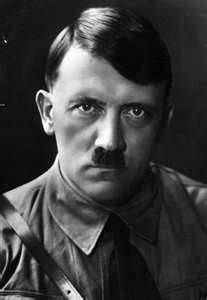 Hitler, nee Alois Schiklgruber. A man we could have done without.