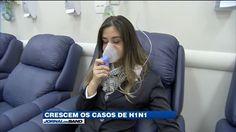 Disso Voce Sabia?: Gripe causada pelo vírus H1N1 volta a crescer e cidades antecipam campanhas de vacinação.