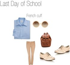 """Must Have Outfits- Last Day of School"" by dominique-sheffey on Polyvore"