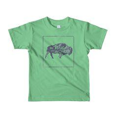 Wild & Wonder Short sleeve kids t-shirt - Online Exclusive