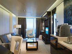 NCL Breakaway Cruiseship Owner Suite