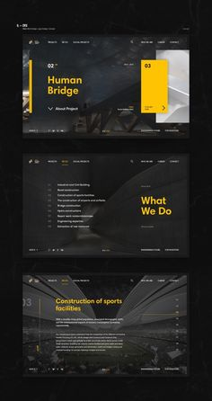 This is our daily Web app design inspiration article for our loyal readers. Every day we are showcasing a web app design whether live on app stores or only designed as concept. Layout Design, Layout Web, Design De Configuration, Interaktives Design, Web Design Trends, Web Ui Design, Website Layout, Page Design, Design Ideas