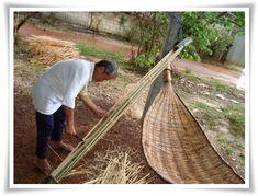 วิธีช่วยตัวเอง: เทคนิคการทำเปลไม้ไผ่ (เรือเปล)