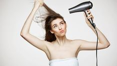 A hairdryer plays a vital role in a woman's hair routine. Without a good hairdryer, you would have to wait for a long time so that your hair can dry. Best Affordable Hair Dryer, Remington Hair, Hair Dryer Brands, Ionic Hair Dryer, Hair Brush Straightener, Hair Straightening, Make Hair Grow, Best Hair Dryer, Brunettes