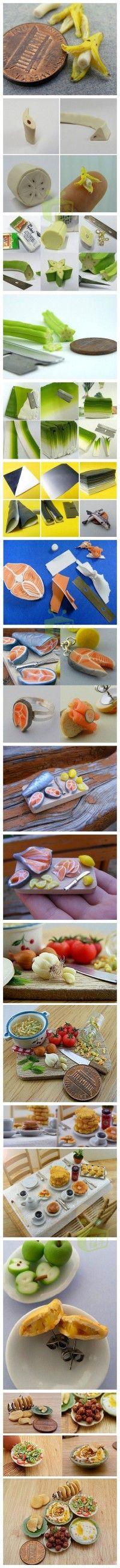 软陶来自黎他妈的纾黍的图片分享-堆糖网;