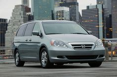 2005 Honda Odyssey minivan. I have a 2004! Very nice with family of 6.